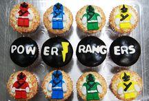 Power Ranger party / by Jamie Buley Olsen