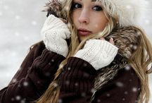 Winter portrait / Winter portrait