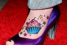 Awesome Tattoos / by Ms Scarlett Makeup and Hair Artist/Funny Bunny Entertainment