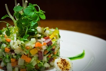 Feed Me / Dishes featured at our critically acclaimed North Square Restaurant and Lounge