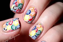 Fun for All Nails: Foodies