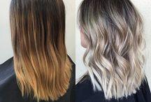 Stipe hår