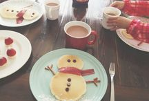 North Pole Breakfast / by Stephanie Clevenger
