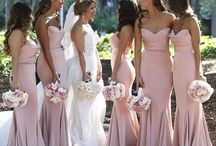 Bridesmaid's