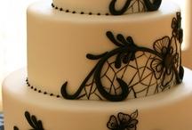 cake / wedding idea