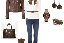 outfits goals / series of outfits that I would love in my closet!