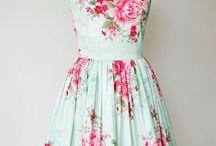 Vintage dresses fashion