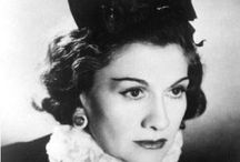 Coco Chanel / by Karen Marks-Hunt