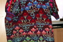 Knitting - Fair Isle and colours