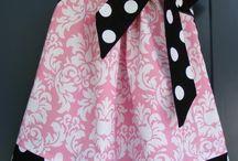 pillowcase dress ideas for Mads