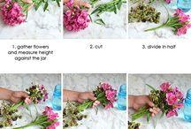Pretty Florals / by Jerriann Sullivan