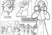 disegni religiosi da colorare