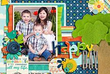 Scrapbooking / by Tammy Gibbs