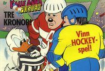 Hockey Comics