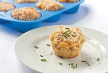 Muffin Pan Bites