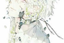DRAMAtical MURDER Clear x Aoba