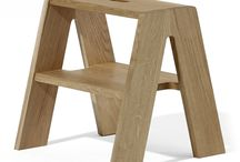 Contemporary Step Stools and Ladders