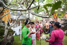 The fascinating Balinese wedding