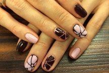 Дизайн На Короткие Ногти