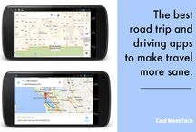 Life-Saving Car Apps / From navigating traffic and other everyday hassles to preventing accidents, app developers are making more great tech for your phone all the time. Follow this board for indispensable apps to use on the road.