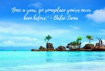 Travel Inspiration and Quotes