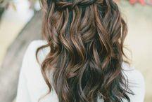 Hair ideas / by Sarah Voordouw