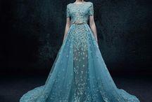 платья для пошива из кружева