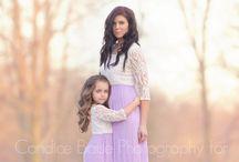 Mom&Daughter
