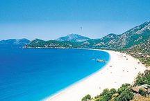 Best Beaches Throughout Turkey / Top 10 Beaches Turkey has to offer