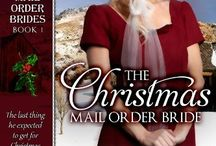 The Holiday Mail Order Bride Series