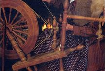 Spinning Wheels and Spinning etc. / Spinning wheels, how to spin etc. / by Maria Hurcomb