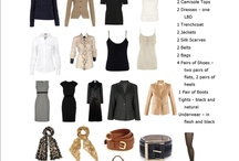 capsule wardrobe to work