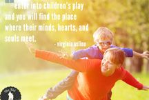 Play with Your Family / I am so very excited to announce that my first book, Well Played: The Ultimate Guide to Awakening Your Family's Playful Spirit, will be released by Harper Collins in June 2016! It features five ways to play: in your home, with your family, with your friends, with your partner, and by yourself!  See more at: http://www.meredithplays.com/p/book.html#sthash.D7BkBxqq.dpuf