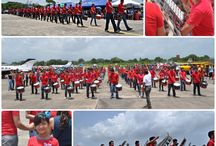 Adventures on a Marching Band of Honduras