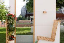 """""""Balconi per Roma"""" 2013   / Giovani architetti espongono i loro personalissimi balconi creativi per il concorso indetto dal Festival del Verde e del Paesaggio."""