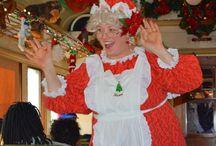 Grapevine, Texas at Christmas USA / Grapevine, the Christmas Capital of Texas!