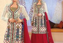 Indian clothes / Anarkali suits