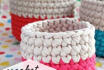 Crochet and needlework
