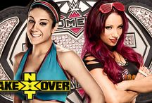 WWE NXT / Photos and pinned items from WWE NXT, airing Wednesdays at 8/7 CT on WWE Network. / by WWE