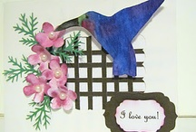 Cards, My Creations / by Susie Mills