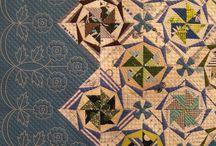 details Tokyo quilt