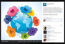 Facebook | Post / Uma prévia de uma notícia, promoção, campanha etc., que gere tráfego à algum lugar por meio de um link.