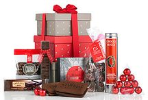Chocolate Gifts - Christmas 2014 / Whether you're choosing a gift for friends, family, colleagues or clients, we're sure that your lucky recipient will be delighted with your choice as we have personally taste tested each and every chocolate hamper and gift (some we even tested twice...).