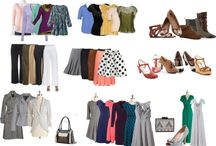 Wardrobe basics for women II / The second installment of wardrobe basics is a little less conservative than the first one. Still, it is rooted in making the most of your budget and limited closet space, investing in versatile, timeless classics, and clever use of neutral colors and separates.