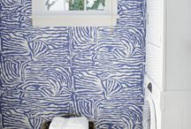 Design~ Laundry Rooms / by Henry W. Powell
