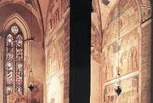 Sakrálna architektúra / chrámy, baziliky, kostoly