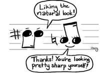 musikk humor