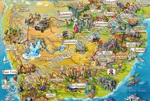 South Africa crafts for kids / art about our country South Africa for  preschoolers