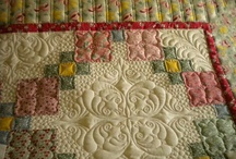 Pretty quilts........... / by Nancy Bowers