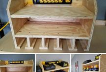 Joel's Tool Storage and Tool Hacks